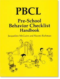 ATP: Pre-School Behavior Checklist (PBCL)